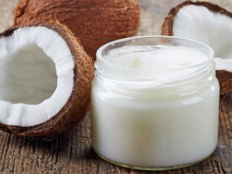 Aceite de coco, pros y contras   Coconut oil pros and cons