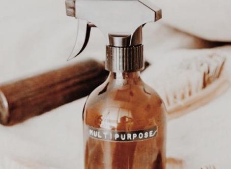 Limpiador multisuso DIY   Multipurpose Cleaner DIY
