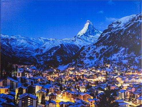 Toile - Zermatt