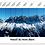 Thumbnail: Toile panoramique - Massif du Mont Blanc