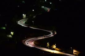Sion de nuit