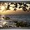 Thumbnail: Cadre en bois - Le lac Léman