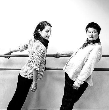 Brigitte Seth & Roser Montlló Guberna