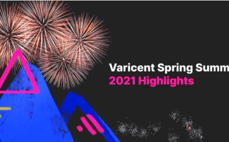 Varicent Spring Summit 2021 - Highlights