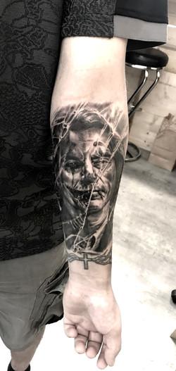 joker double face