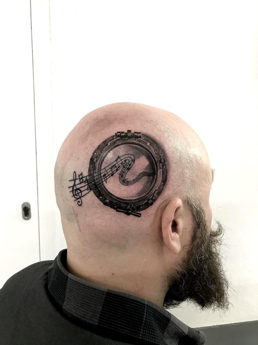 tattoo hublot black corner tattoo