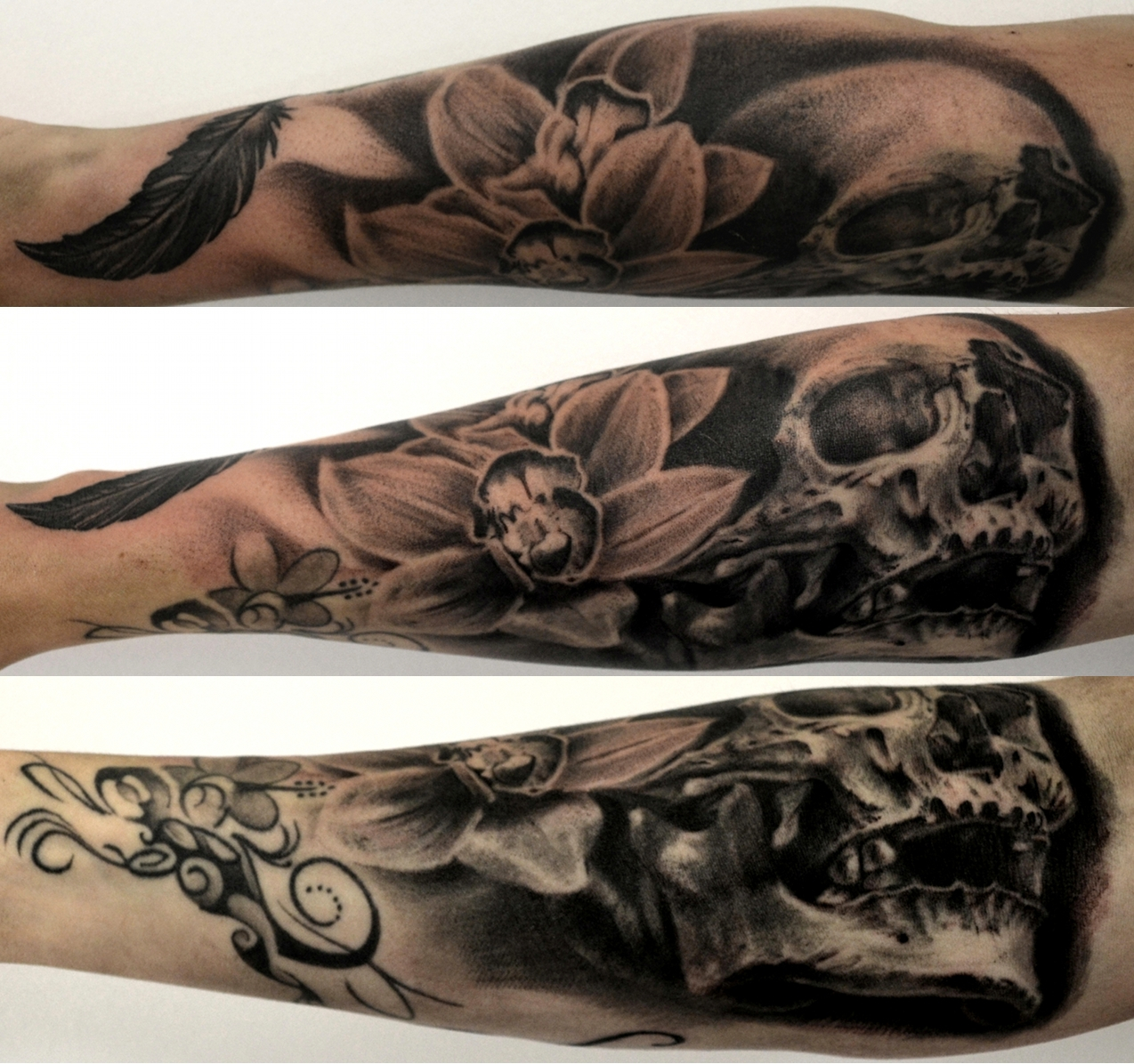 black corner tattoo,valence,bueno