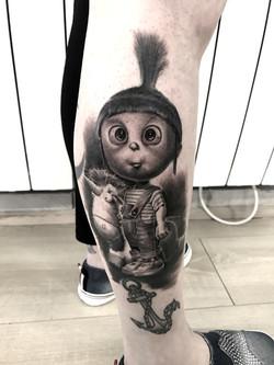 tattoo agnes black corner tattoo
