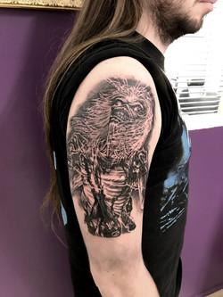 tattoo maiden black corner tattoo