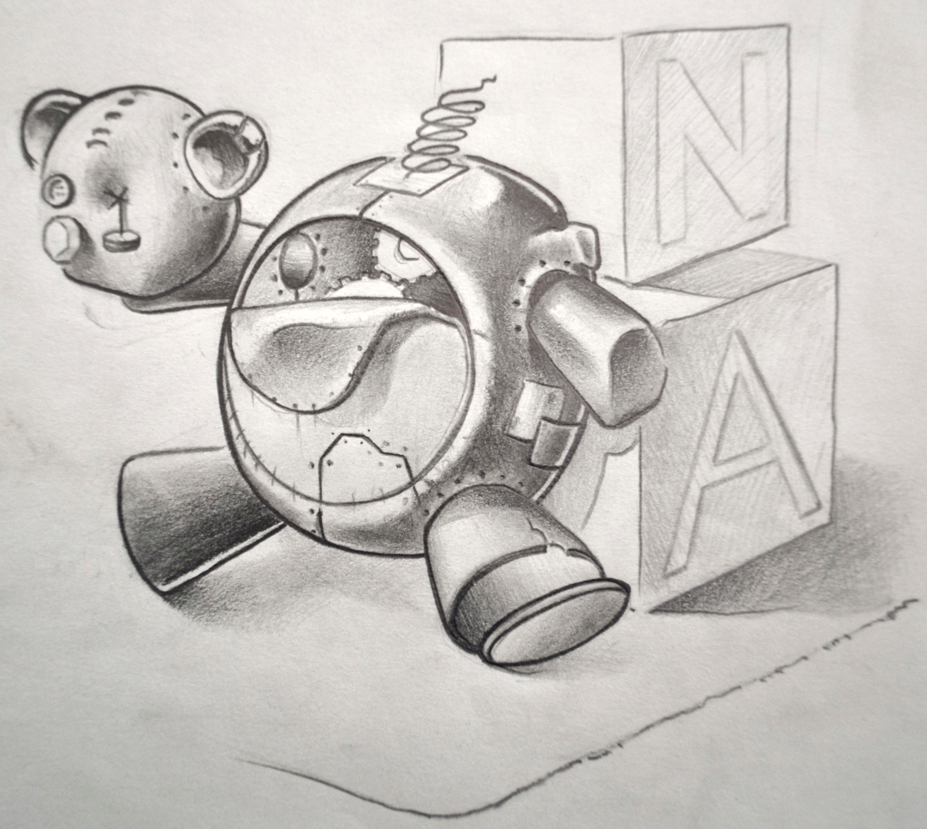 nounours robot.JPG