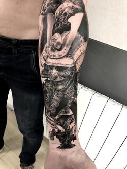 tattoo japonais black corner tattoo