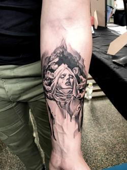 tattoo none black corner tattoo
