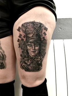 tattoo burton black corner tattoo