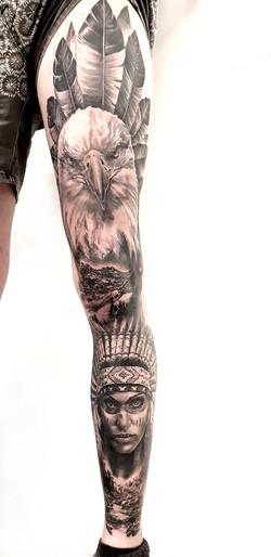 tattoo indien black corner tattoo