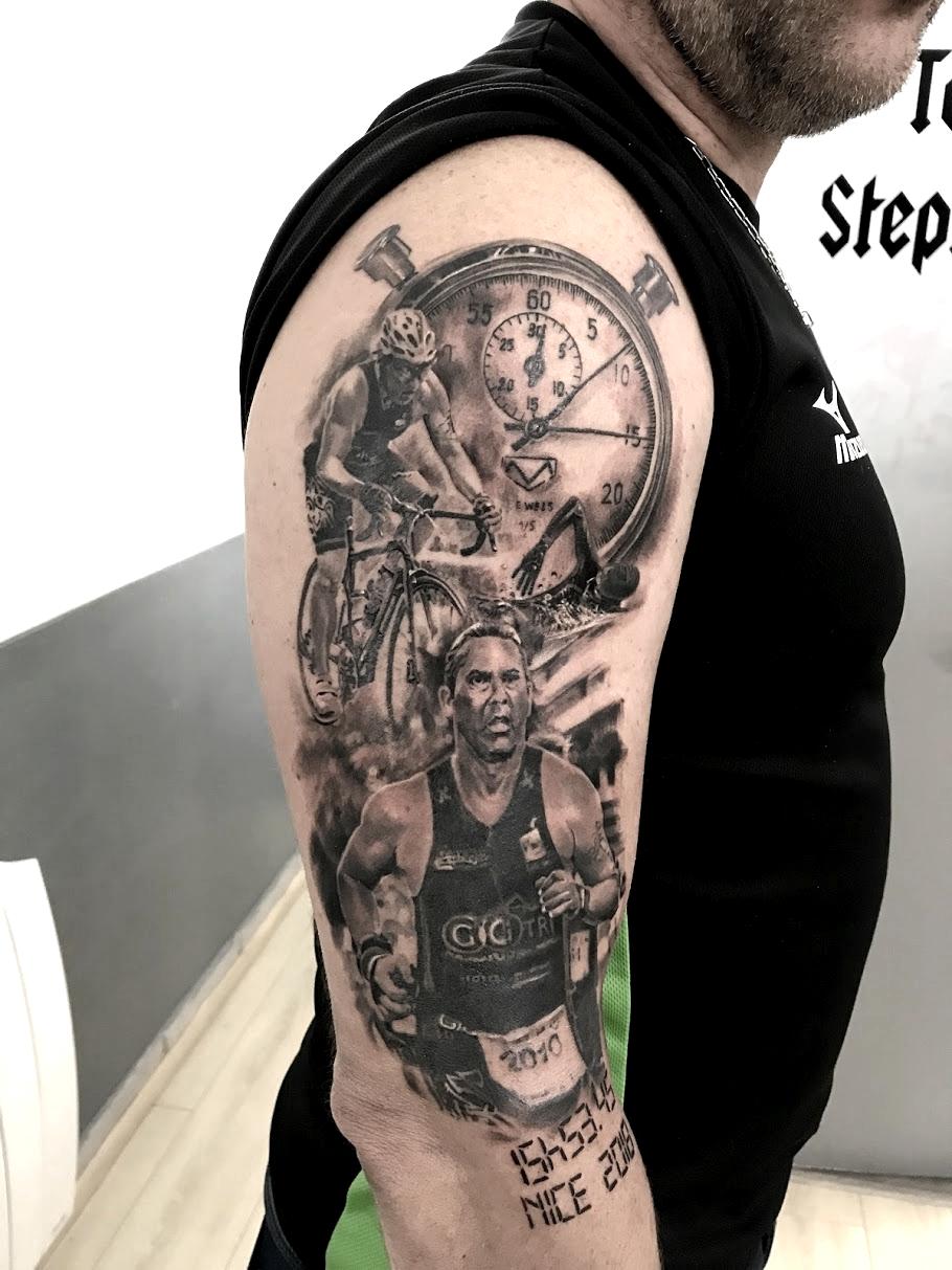 tattoo sport black corner tattoo