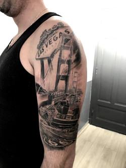 tattoo pont black corner tattoo