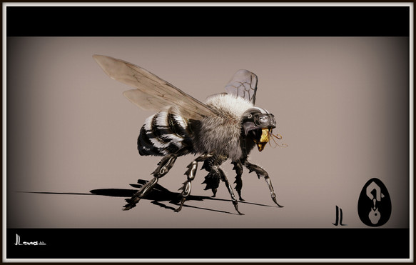 Jack Daniels Honey Bee