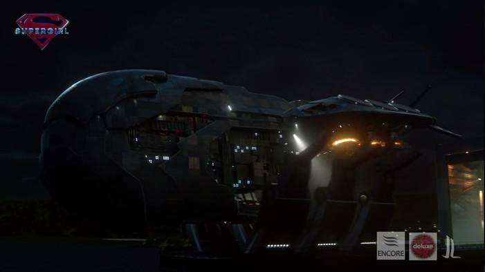 Ark Spaceship