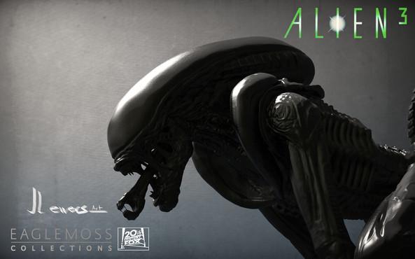 Alien 3 xenomorph