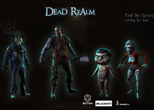 Dead Realm Ghosts