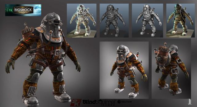 Bioshock Protector