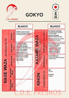 GOKYO JUDO CINTO BLANCO - Escuela de JUDO CDE FRESNOS Torrejón de Ardoz, Madrid