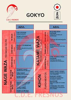 GOKYO JUDO CINTO AZUL - Escuela de JUDO CDE FRESNOS Torrejón de Ardoz, Madrid