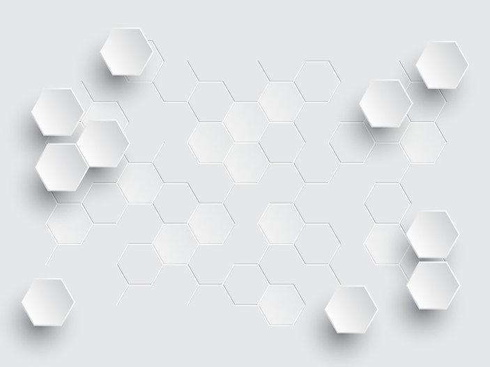 hexagonal-geometric-abstract-background-