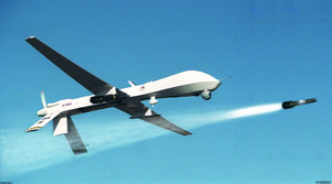 Predator Drone. Technology as a threat to modern militia