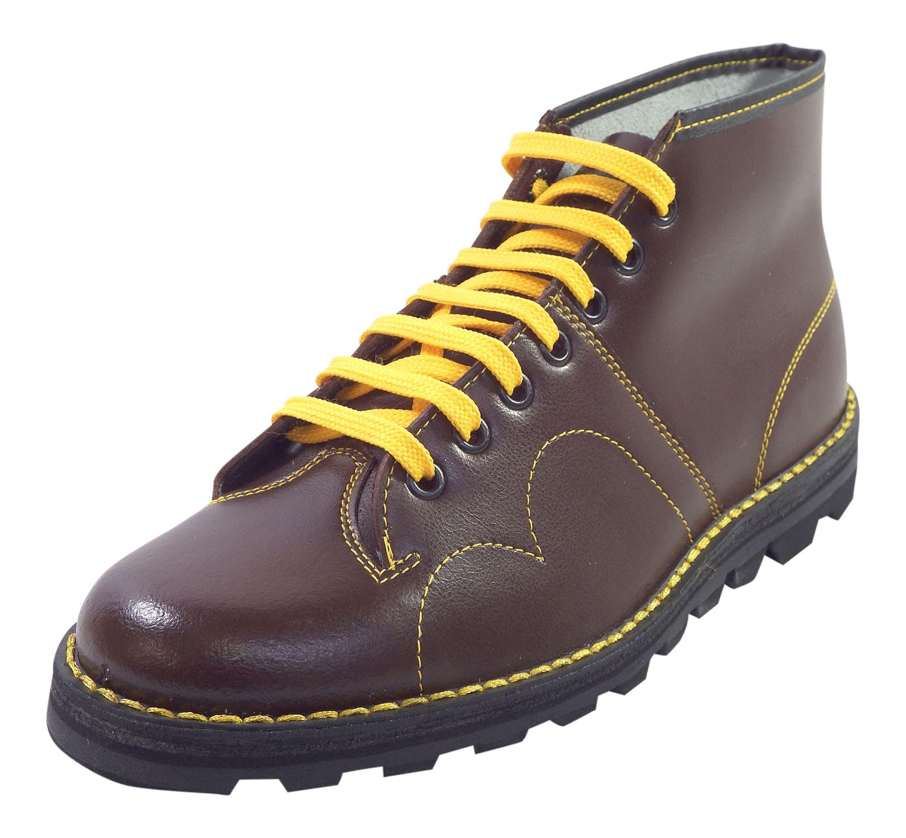 077ff58b092 Grafters Ladies / Mens Original Retro Monkey Boots | website