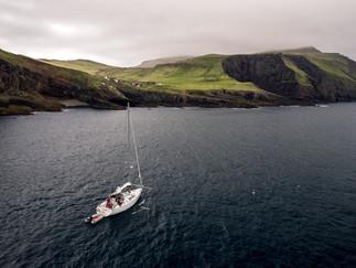 Manta trawl Mykines