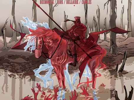 There and Back: A Pretty Deadly Review
