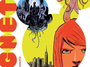 This Ain't Your Daddy's Apocalypse: Cognetic #1 Review