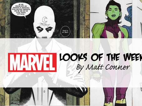 Marvel Looks Of The Week
