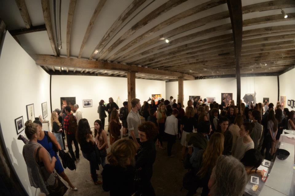 TAG's 3rd exhibition at Salon 94 Freemans