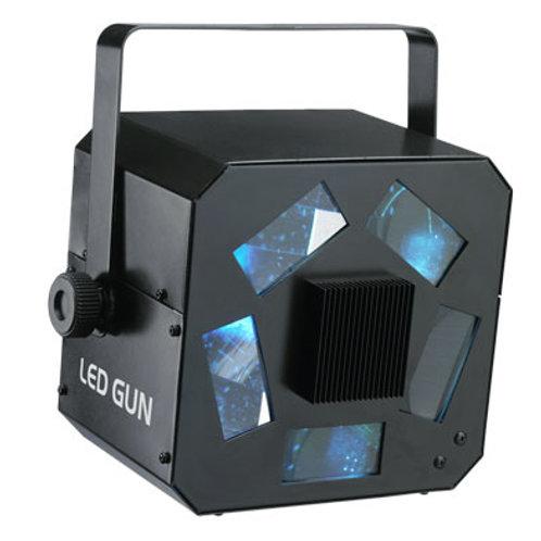 Jeux de lumière LED GUN