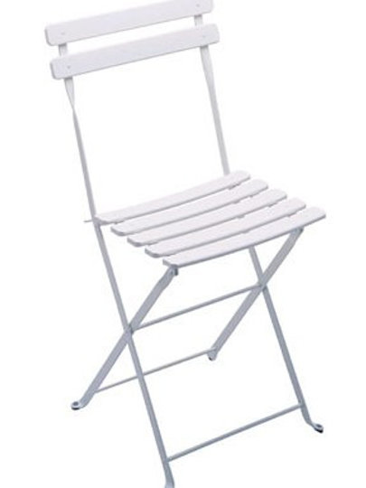 Chaise Square Blanche
