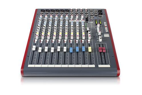 Console de Mixage 9 entrées