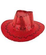 Chapeau cowboy paillette rouge.jpg
