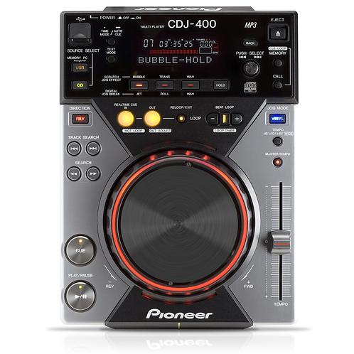 Pack 400 (2 CDJ400 + DJM400) Pioneer