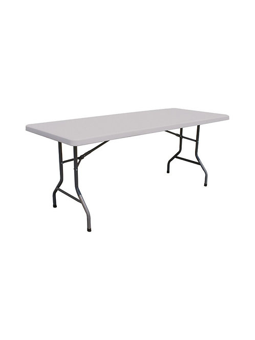 Table Plastique Pliante 180 x 75 cm