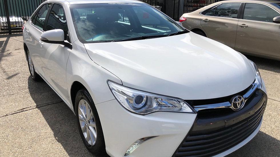 2017 Toyota Camry Auto Navi