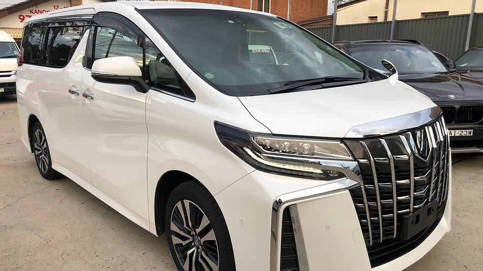 2019 New Toyota Alphard SC Auto