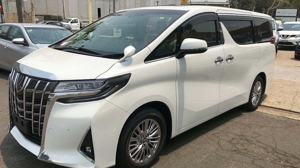 2020 Toyota Alphard GF 3.5 V6 New Car