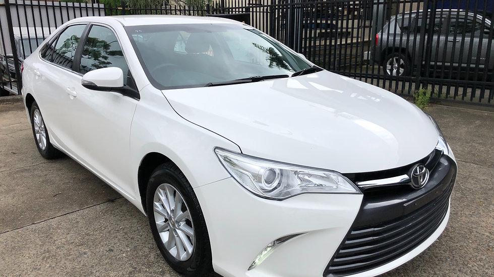 2017 Toyota Camry Alties Auto