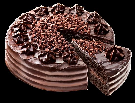 CHOCOLATE CAKE - كعكة الشوكولاتة