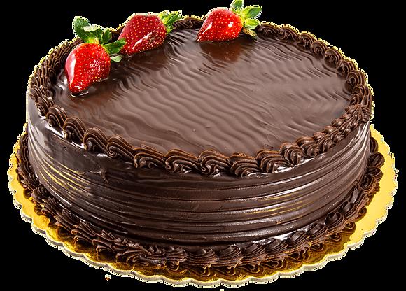 CHOCOLATE FANTASY CAKE -  كعكة الشوكولاتة الفاخره