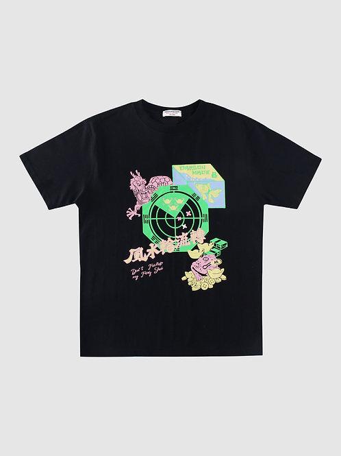 Dragonmade8 Feng Shui T-Shirt