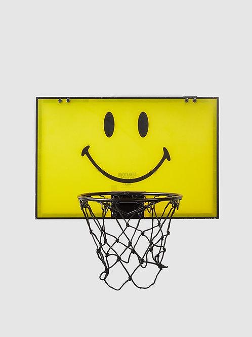 Ctm X Smiley Mini Basketball Hoop