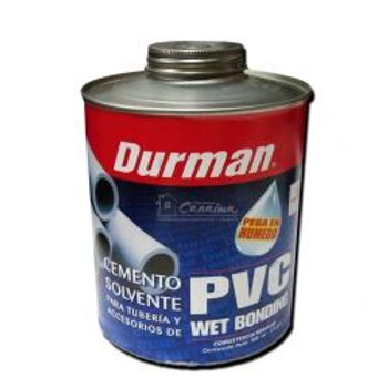 PEGAMENTO PVC DURMAN ESQUIVEL 1/32 M 7441018836596